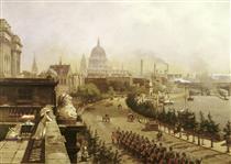 The Embankment, London - John O'Connor