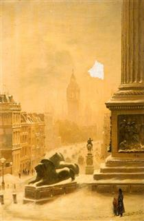 View from the National Gallery - John O'Connor