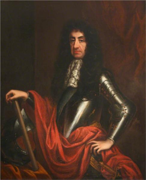 Charles II - John Riley