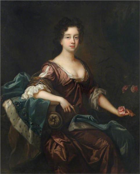 Sarah, 1690 - Джон Райли