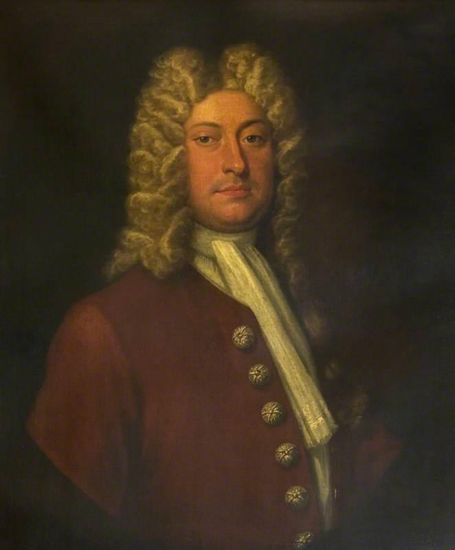 Sir Christopher Wren - John Riley - WikiArt.org