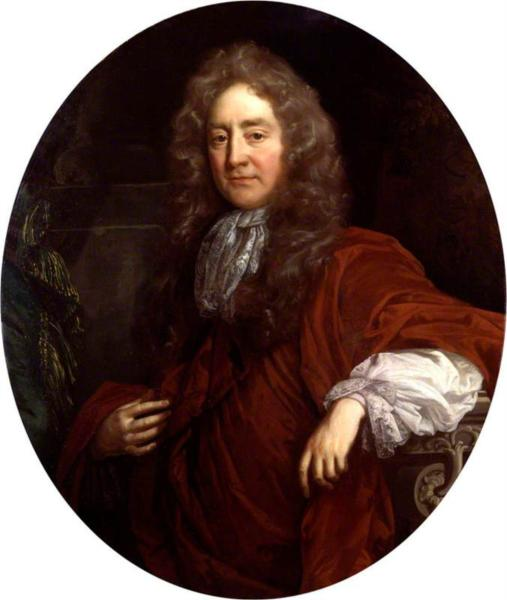 Sir Josiah Child, Bt, c.1685 - John Riley