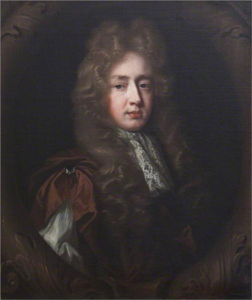 Sir William Massingberd, 1680 - John Riley