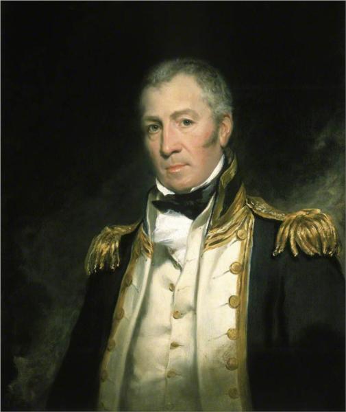 Captain Peter Heywood - John Simpson