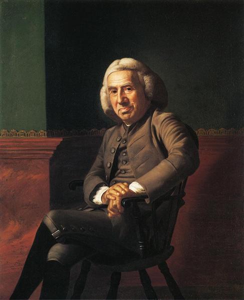 Eleazer Tyng, 1772 - John Singleton Copley