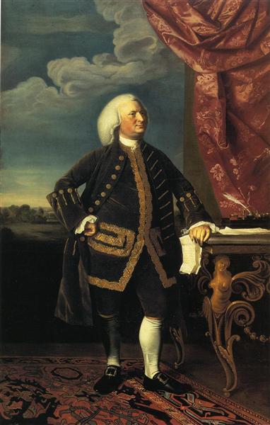 Jeremiah Lee, 1769 - John Singleton Copley