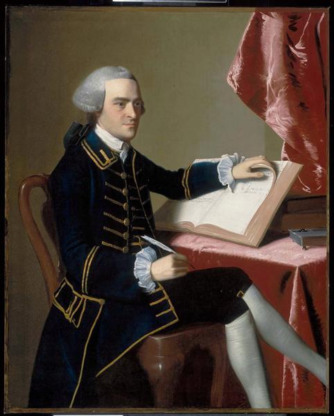 John Hancock, 1765 - John Singleton Copley