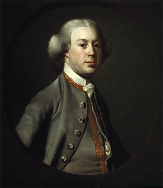 John Spooner, 1763 - John Singleton Copley