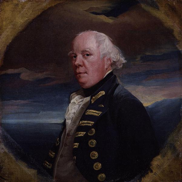 Samuel Barrington - John Singleton Copley