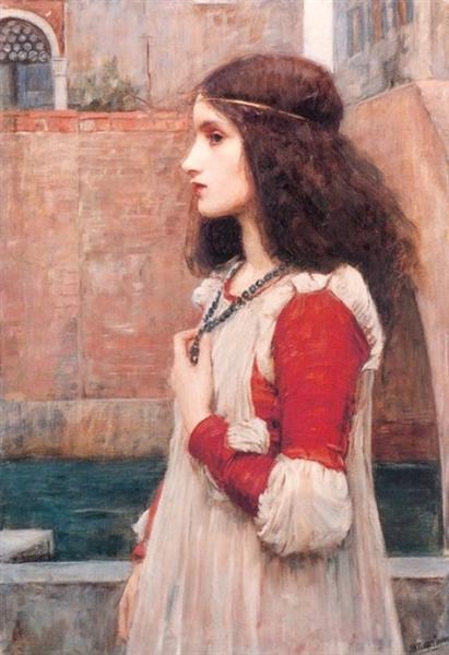 Juliet, 1898 - John William Waterhouse