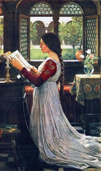 The Missal, 1902 - John William Waterhouse