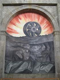 Wheel - Jose Clemente Orozco