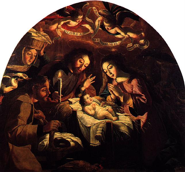 Nativity of Jesus, 1669 - Josefa de Óbidos