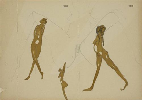 Actresses - Joseph Beuys