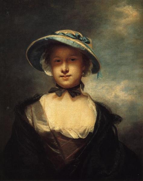 Catherine, Lady Chambers, 1756 - Joshua Reynolds