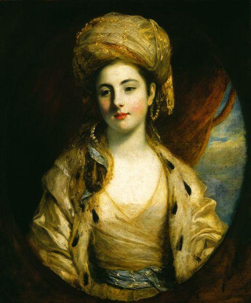 Mrs. Richard Paul Jodrell, 1774 - Joshua Reynolds