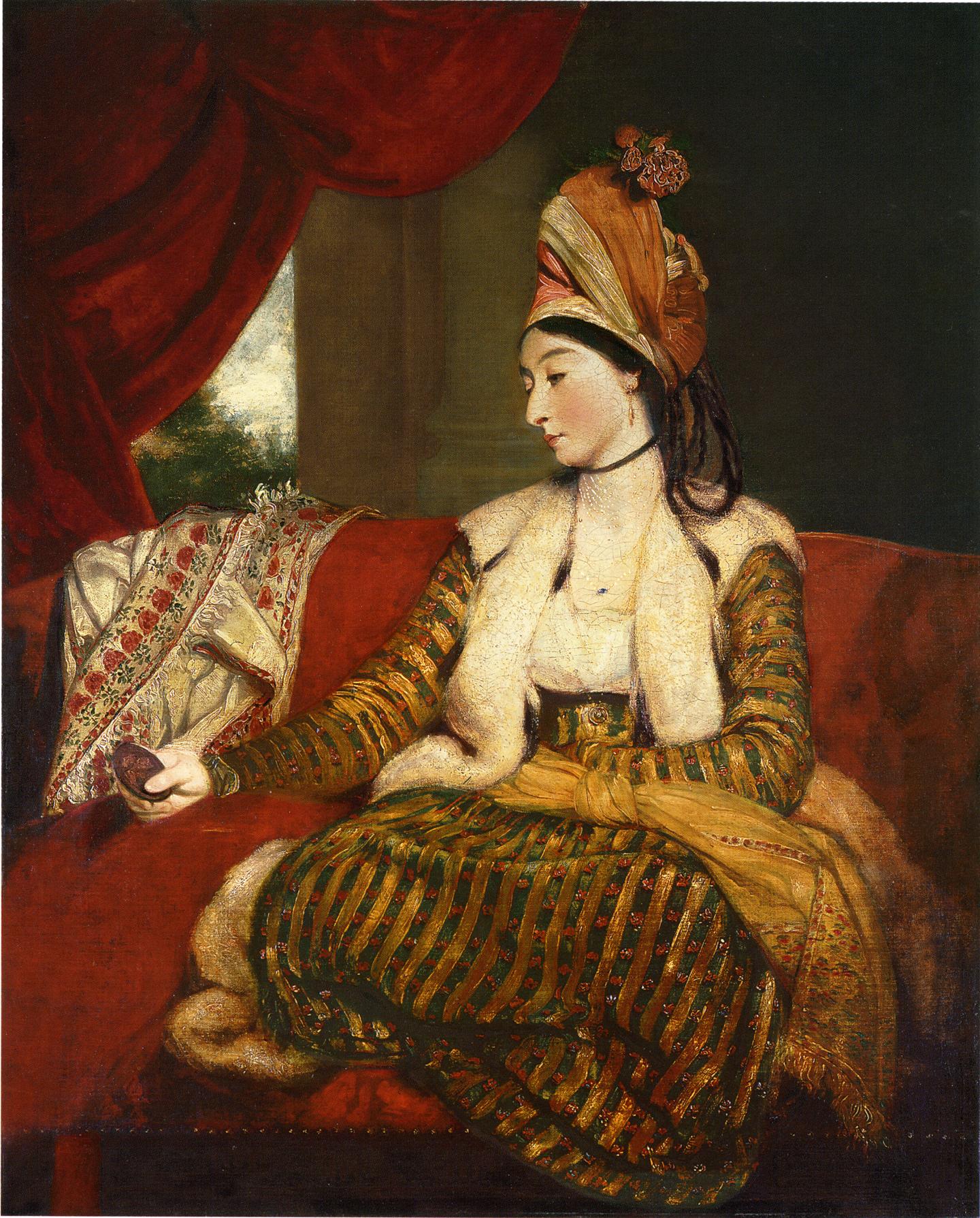 Art blog joshua reynolds mrs baldwin 1782 for Divan singer
