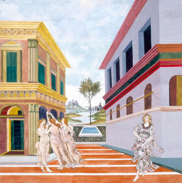 Art Historian's Joke: Renaissance Woman - Joyce Kozloff