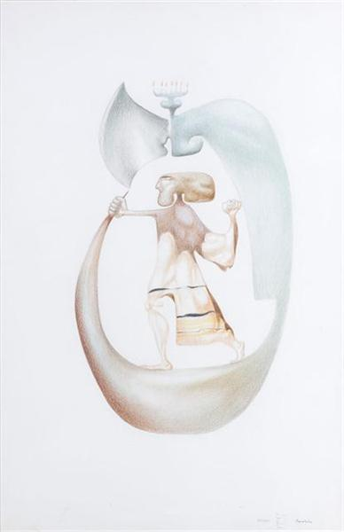 L'alphabet (Samel) - Jules Perahim