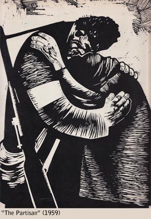 The Partisan, 1959 - Jules Perahim