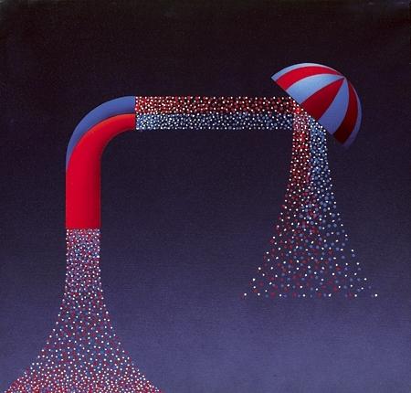 Alchimie #207, 1992 - Julio Le Parc