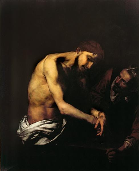 Flagellation of Christ, 1617 - Jusepe de Ribera