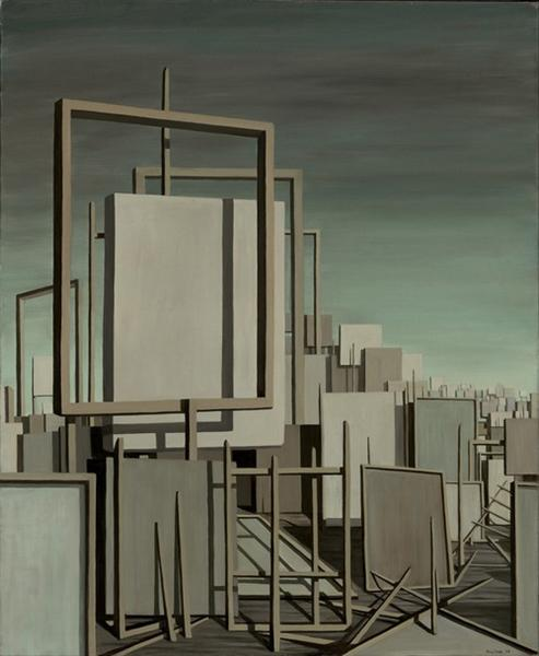 The Answer is No, 1958 - Kay Sage
