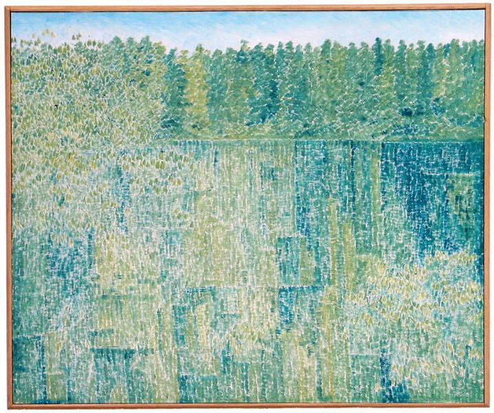 Reflection, 1989 - Kazuo Nakamura
