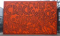 Crack Is Wack - Keith Haring
