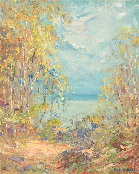 On the Lakeshore - Kimon Loghi