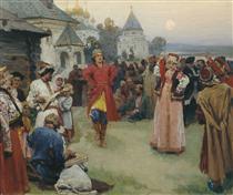 Dancing - Klavdi Lébedev