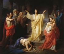 Judgment of Solomon - Константин Флавицкий