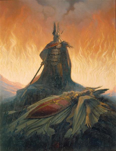 Spellfire - Konstantin Vasilyev