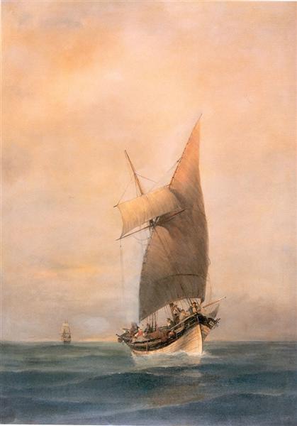 Boat - Konstantinos Volanakis