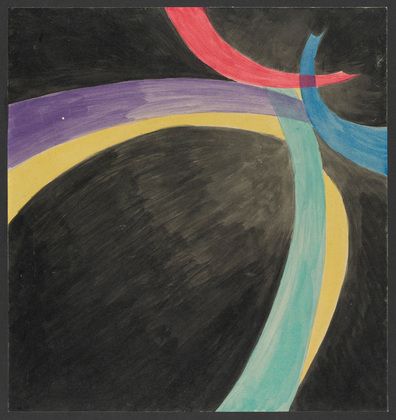 Colored Rhythm: Study for the Film, 1913 - Леопольд Сюрваж