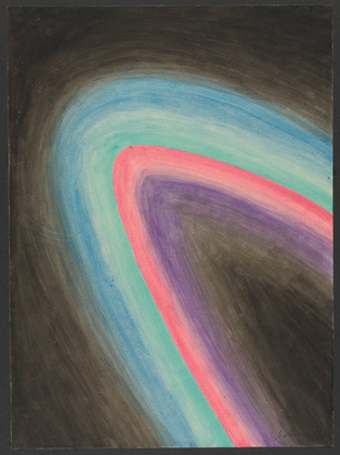 Colored Rhythm: Study for the Film, 1913 - Leopold Survage