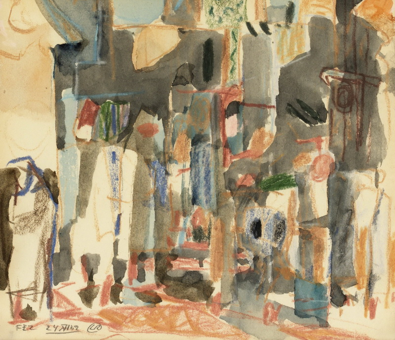 Fez, 1952