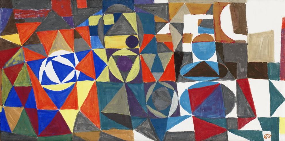 Variations I, 1948