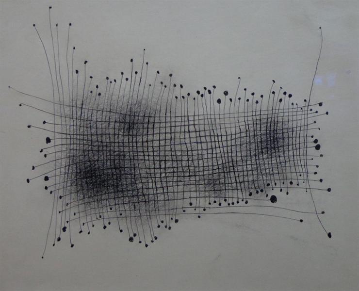 Composition, 1960 - Leon Arthur Tutundjian