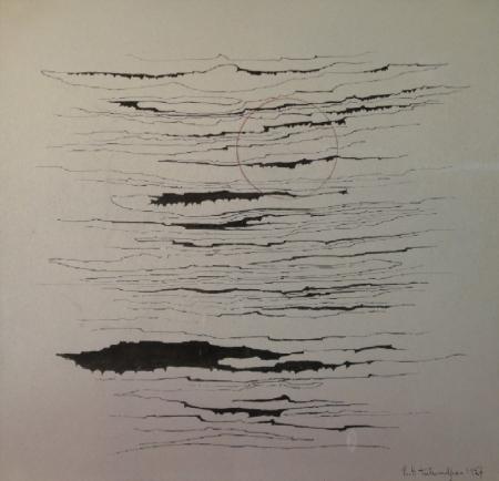 Composition abstraite, 1927 - Leon Arthur Tutundjian