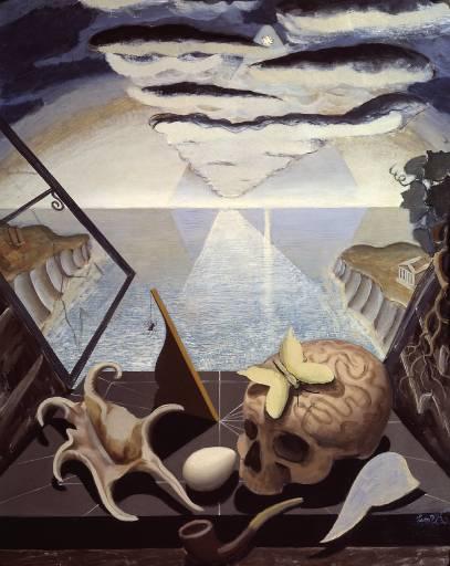 Casement to Infinity, 1930 - Leon Underwood