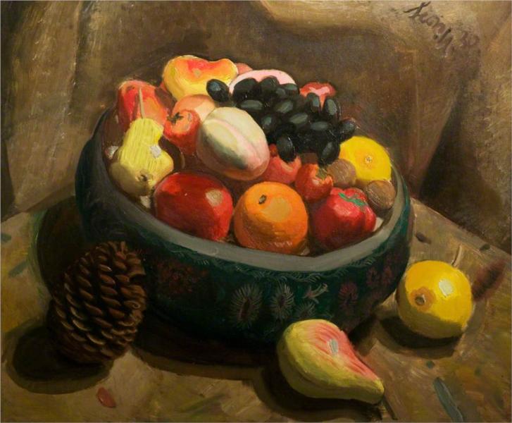 Still Life, 1930 - Леон Андервуд