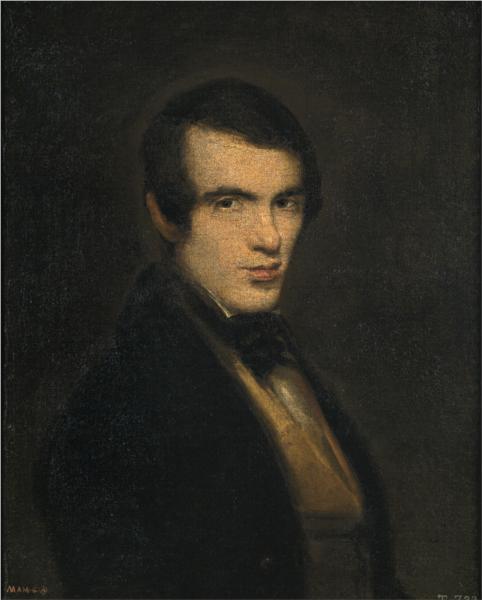 Portrait of a Gentleman - Leonardo Alenza