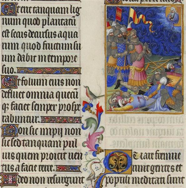 The Messiah Dominions - Limbourg brothers