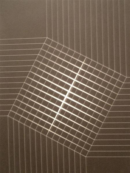 Squares, 1970 - Lothar Charoux