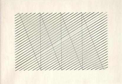 Untitled, 1957 - Lothar Charoux