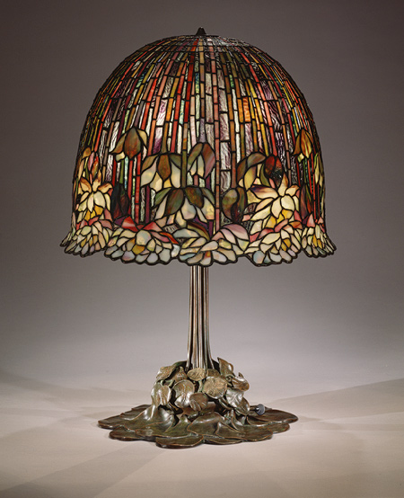 lamp 1915 louis comfort tiffany. Black Bedroom Furniture Sets. Home Design Ideas