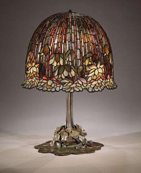 Lamp, 1915 - Louis Comfort Tiffany
