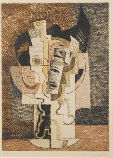 La Table, 1930 - Louis Marcoussis