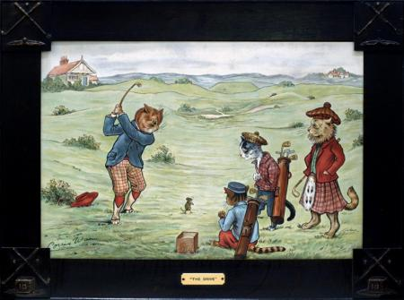 THE DRIVE - Louis Wain